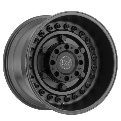 BLACK RHINO ARMORY 20×12.0 8/180 ET-44 CB125.1 GUNBLACK