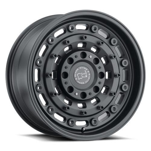 BLACK RHINO ARSENAL 20×12.0 5/127 ET-44 CB71.6 TEXTURED MATTE BLACK