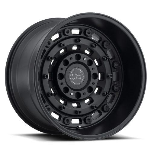 BLACK RHINO ARSENAL 20×12.0 6/139.7 ET-44 CB112.1 TEXTURED MATTE BLACK