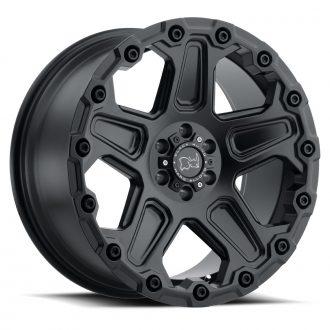 BLACK RHINO COG 20×9.5 6/120 ET12 CB67.1 MATTE BLACK