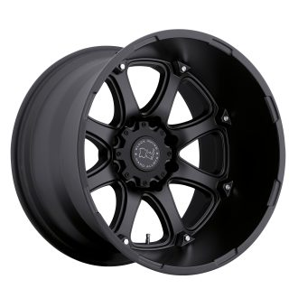 BLACK RHINO GLAMIS 22×14.0 8/180 ET-74 CB125.1 MATTE BLACK