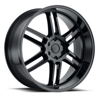 BLACK RHINO KATAVI 24×10 5/150 ET30 CB110.1 GLOSS BLACK