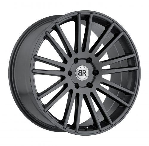 BLACK RHINO KRUGER 24×10.0 5/150 ET30 CB110.1 GLOSS GUNMETAL