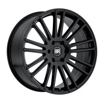 BLACK RHINO KRUGER 24×10.0 6/139.7 ET25 CB112.1 GLOSS BLACK