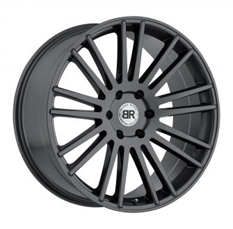 BLACK RHINO KRUGER 24×10.0 6/139.7 ET25 CB112.1 GLOSS GUNMETAL