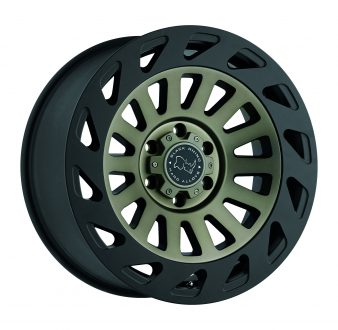 BLACK RHINO MADNESS 20×9.0 6/139.7 ET12 CB112.1 DARK TINT MACHINE FACE W/MATTE BLACK LIP