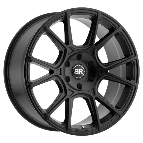 BLACK RHINO MALA 24×10.0 5/150 ET30 CB110.1 MATTE BLACK