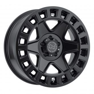 BLACK RHINO YORK 20×9.0 5/150 ET12 CB110.1 MATTE BLACK