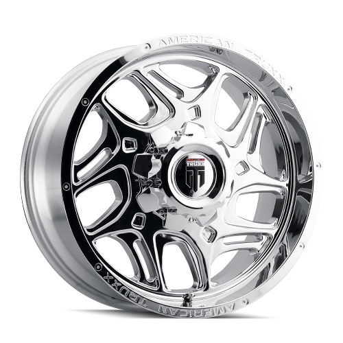 AMERICAN TRUXX AT1900-20942C AMERICAN TRUXX SWEEP AT1900 CHROME 20X9 5-139.7/5-150 -12MM 110.3MM WHEELS