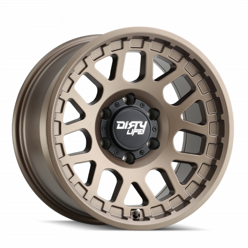 DIRTY LIFE DIRTY LIFE MESA 9306 DARK BRONZE 17X9 6-139.7 -12MM 106MM WHEELS